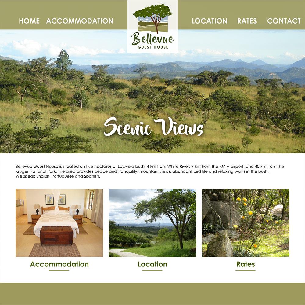 Fresha Graphics Website Design